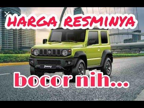 Bocor Harga Suzuki Jimny 2019 Murah Banget!!