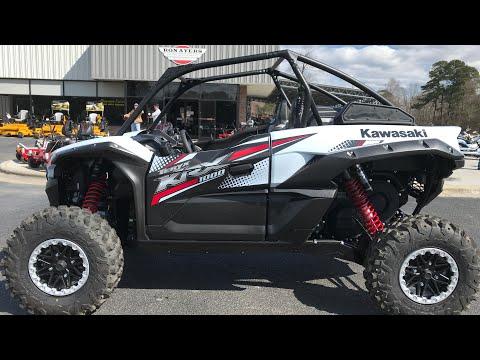 2020 Kawasaki Teryx KRX 1000 in Greenville, North Carolina - Video 1
