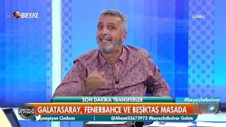 (..) Beyaz Futbol 26 Ağustos 2018 Kısım 5/6 - Beyaz TV