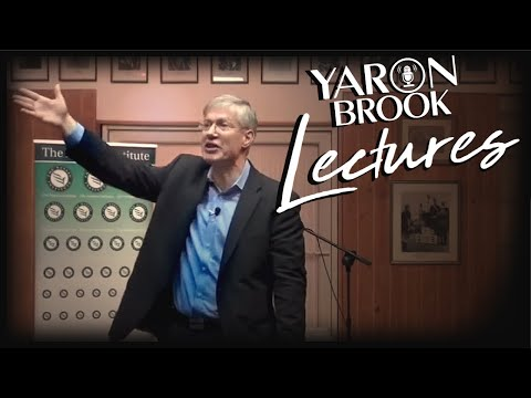 Yaron Lectures: Free Market Revolution - Capitalism and Self-Interest