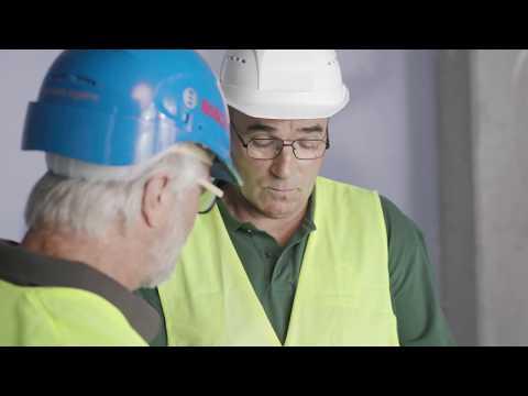 Anwendungsbereiche der Bosch Linienlaser GLL 3-80 C/CG Professional