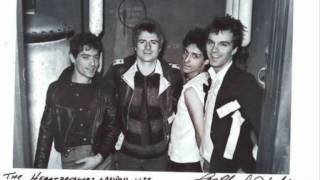 Johnny Thunders& the Heartbreakers-I Love you/Flight