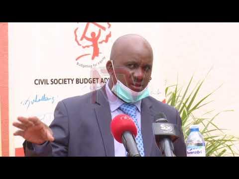 OKULWANYISA COVID-19: Bannakyewa bawadde gav't amagezi ku mbalirira