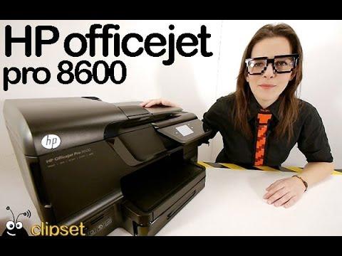 HP Officejet Pro 8600 review Videorama