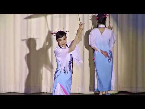 Little Raining Town小城雨巷( Southern China Dance)GoldenGirlDance Troupe