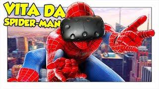 SIMULATORE DI SPIDER-MAN IN REALTÀ VIRTUALE! - Spider-Man Homecoming VR (HTC Vive)