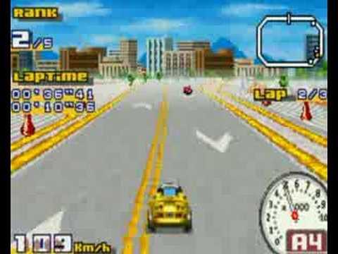 penny racers gba