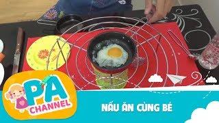 Bộ đồ chơi nấu ăn   Bé chơi trò chơi tập nấu ăn   do choi nau an   PA channel