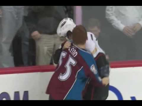 Cody McLeod vs. Brian Sutherby