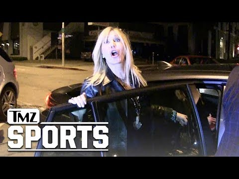 Lisa Gastineau Says Her Former NFL Star Ex-Husband Mark Gastineau Getting Sick Is Karma | TMZ Sports