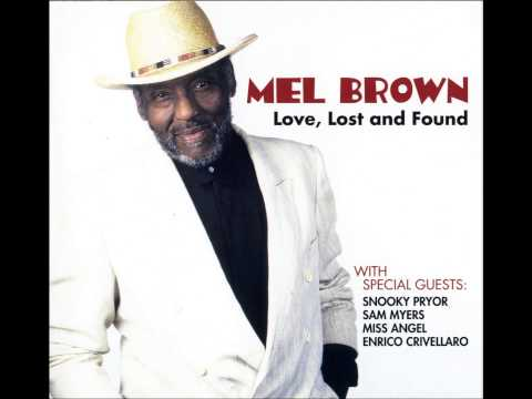 Mel Brown - My Baby Wants To Boogie