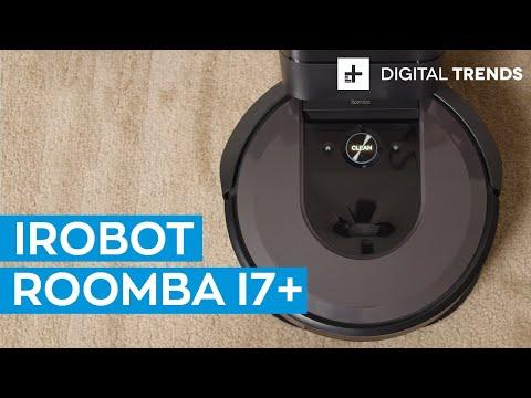 IRobot Roomba I7+ — A Robot Vacuum That Empties Its Own Bins!