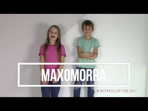 Maxomorra Winter Kollektion 2017 / Bio Kinder Mode