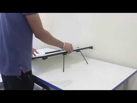 ISOMARS Drawing Board - Technical With Parallel Motion