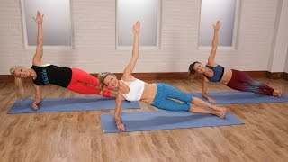 25-Minute Pilates Workout for Abs, Butt, and Arms