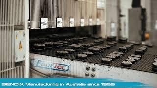 Bendix Brakes Proudly Australian Manufactured