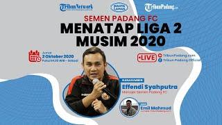 MAOTA LAMAK: Semen Padang FC Menatap Liga 2 Musim 2020