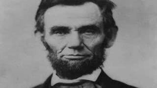 ABRAHAM LINCOLN: WHAT A FRIEND WE HAVE IN JESUS