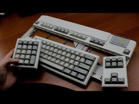 Datadesk Switchboard modular keyboard review (Alps SKCM white)