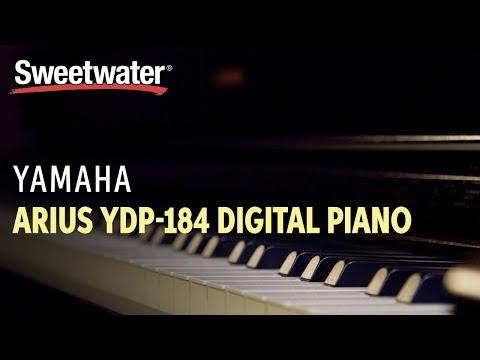 Yamaha Arius YDP-184 Digital Piano Review