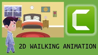 Camtasia Studio Tips - Create a  2D Walking Animation