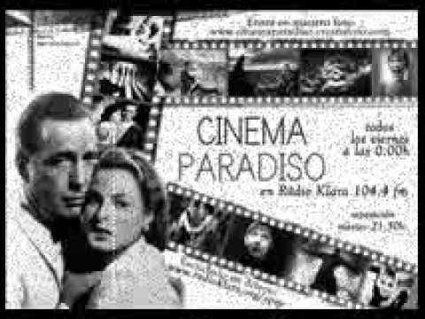 Casablanca, Michael Curtiz (Cinema Paradiso) 1/9