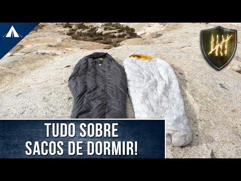 Sacos de dormir: Tipos, tamanhos e utilidades!