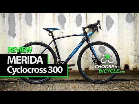Merida Cyclocross 300 (2017): ChooseMyBicycle.com Expert Review