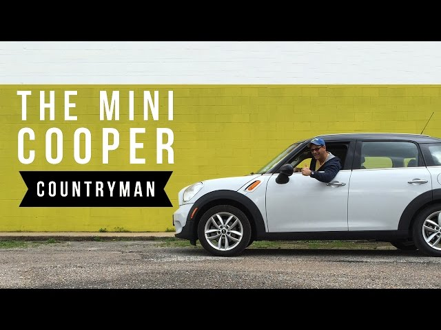 2014 mini cooper countryman an average guys review. Black Bedroom Furniture Sets. Home Design Ideas
