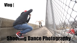 Shooting Dance Photography With Annesley | Vlog