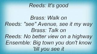 Barry Manilow - Avenue C Lyrics_1
