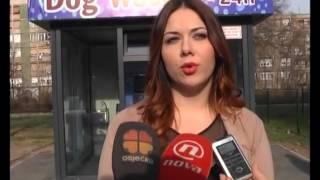 Praonica za pse u Osijeku