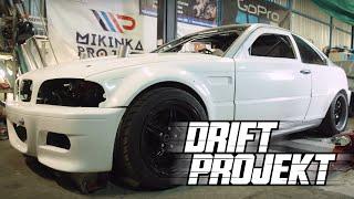 Drift Projekt - BMW e46 #15 - Bodykit