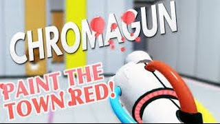 Chromagun I'M COLOR BLIND!