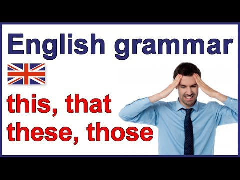 mp4 Exercise Demonstratives English, download Exercise Demonstratives English video klip Exercise Demonstratives English