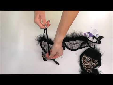 Divoký kostým Cheetia - Obsessive