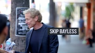 FOX Sports Goes Big To Promote New Bayless Show