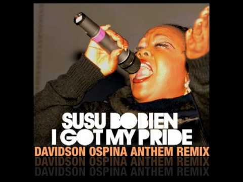 """Susu Bobien """"I Got My Pride"""" (Davidson Ospina Anthem Remix)"""