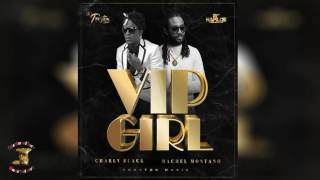 Charly Black & Machel Montano -  VIP Girl 2017 Trinidad Soca