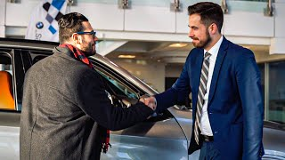 A BMW Dealership Experience