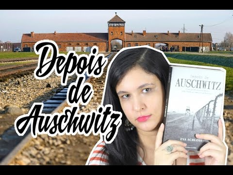 Depois de Auschwitz | Eva Schloss | Blog Aventura Literária