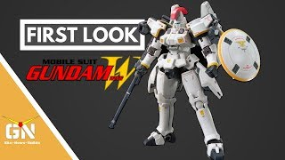 First Look; RG 1/144 TallGeese