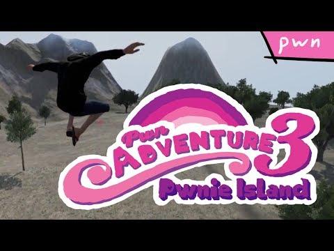Let's Play/Hack – Pwn Adventure 3: Pwnie Island – part 1
