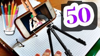 50 DIY ИДЕЙ 📷 ШТАТИВ ДЛЯ ТЕЛЕФОНА СВОИМИ РУКАМИ ► Школа Блоггера