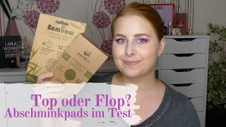 Abschminkpads im Test | Top oder Flop? | sabrina_beauty_and_more