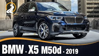 BMW X5 M50d 2019 | Información Prueba Review