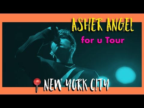 Asher Angel - For U Tour NYC
