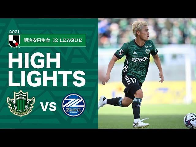 明治安田J2第17節<br> 2021.6.5 松本vs町田