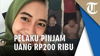 Uang Rp200 Ribu Jadi Motif Pembunuhan terhadap Karyawati Bank Syariah Mandiri di Tapanuli Tengah