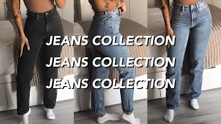 MY FAVORITE JEANS *jeans collection*